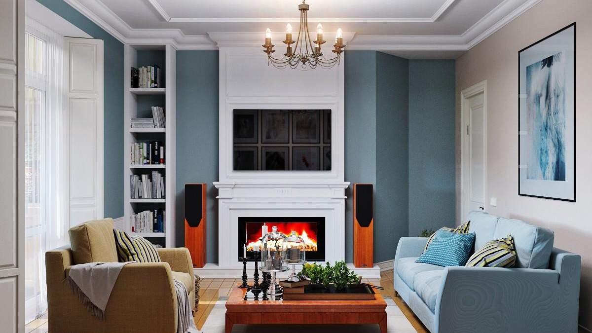 Розстановка меблів у вітальні: тренди 2020 - основні схеми