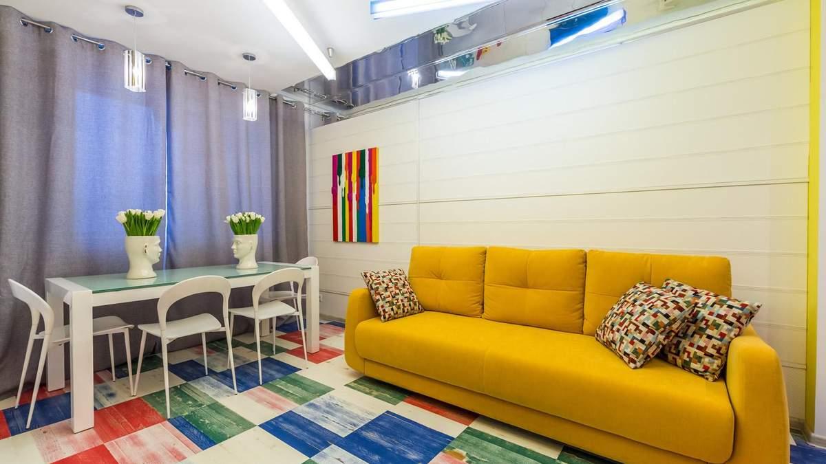 Поп-арт в інтер'єрі квартири: особливості та яскраві приклади
