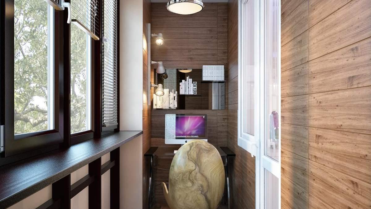 Как обустроить рабочий кабинет в квартире