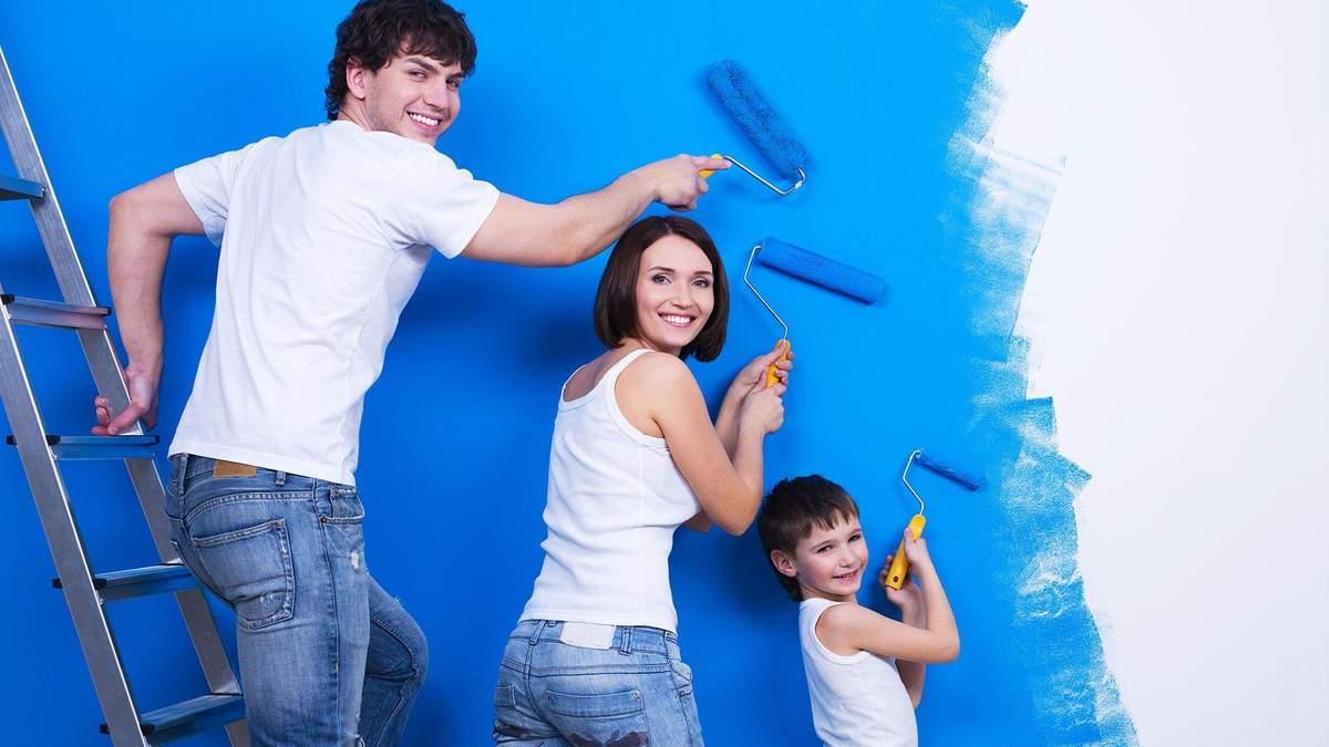 Найбезпечніша фарба для ремонту в квартирі та будинку: як вибрати