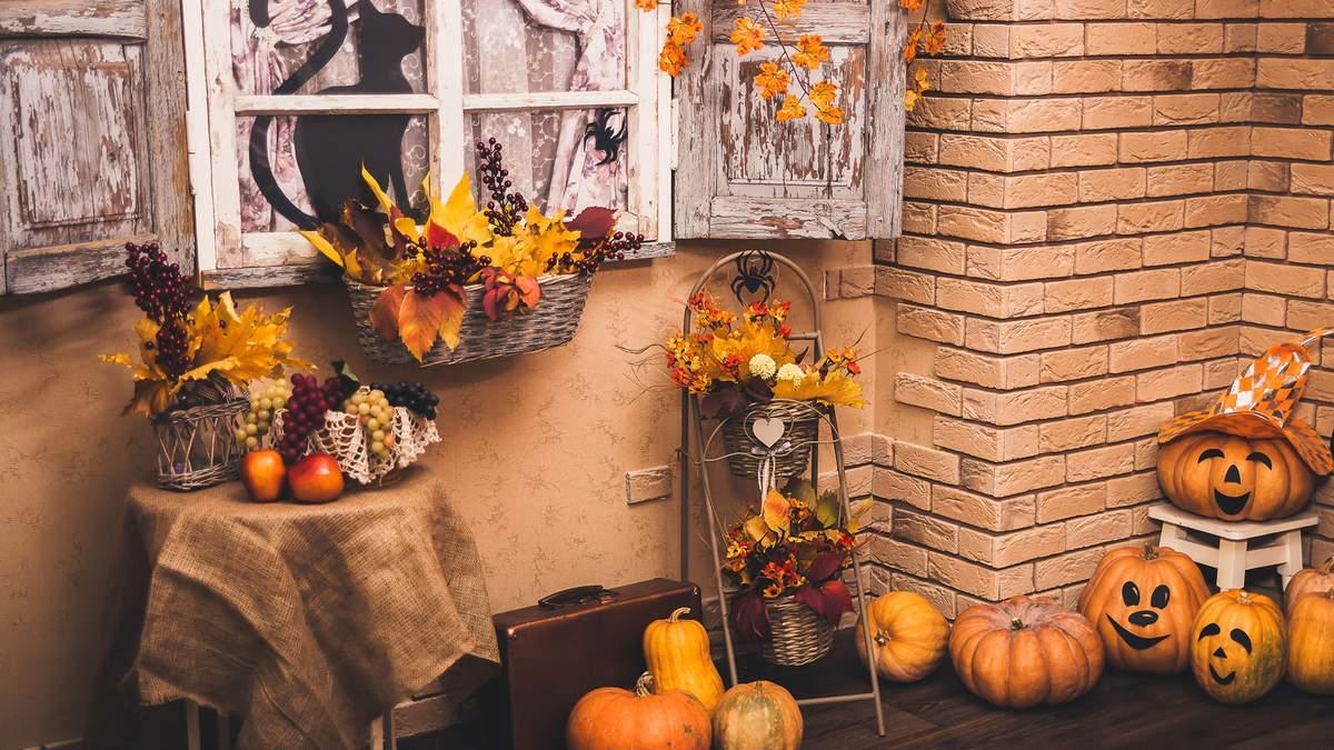 Декор на Геловін: як швидко й оригінально прикрасити квартиру