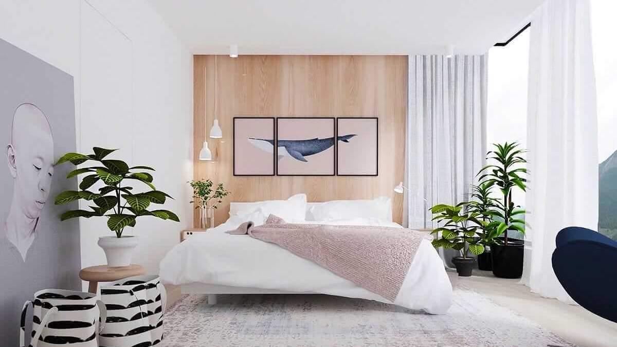 Ідеальні рослини для спальні: особливості та фото