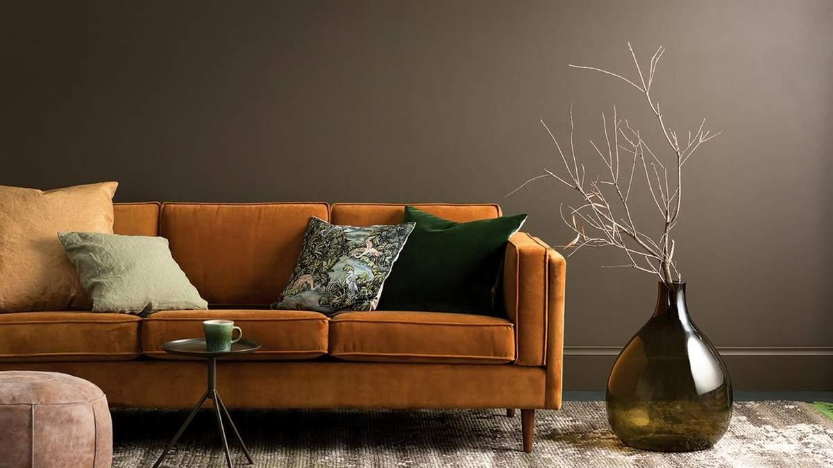 Для тех, кто любит тепло и уют: лучшие цветовые сочетания в интерьере