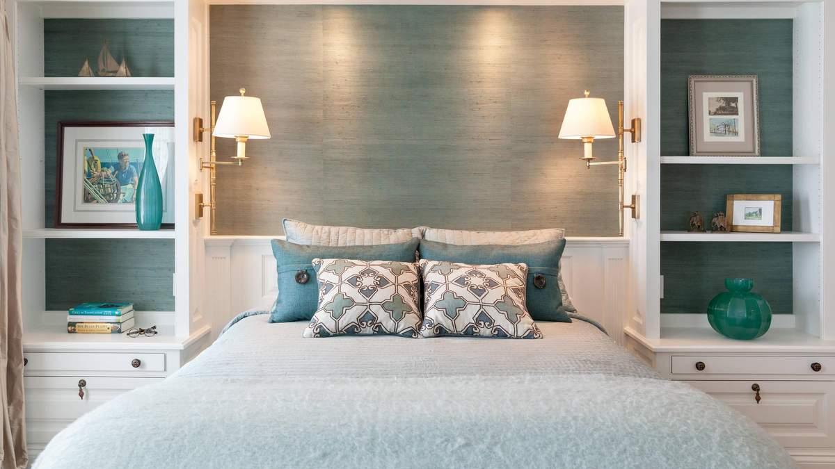 Інтер'єр спальні: 5 бюджетних дизайнерських прийомів