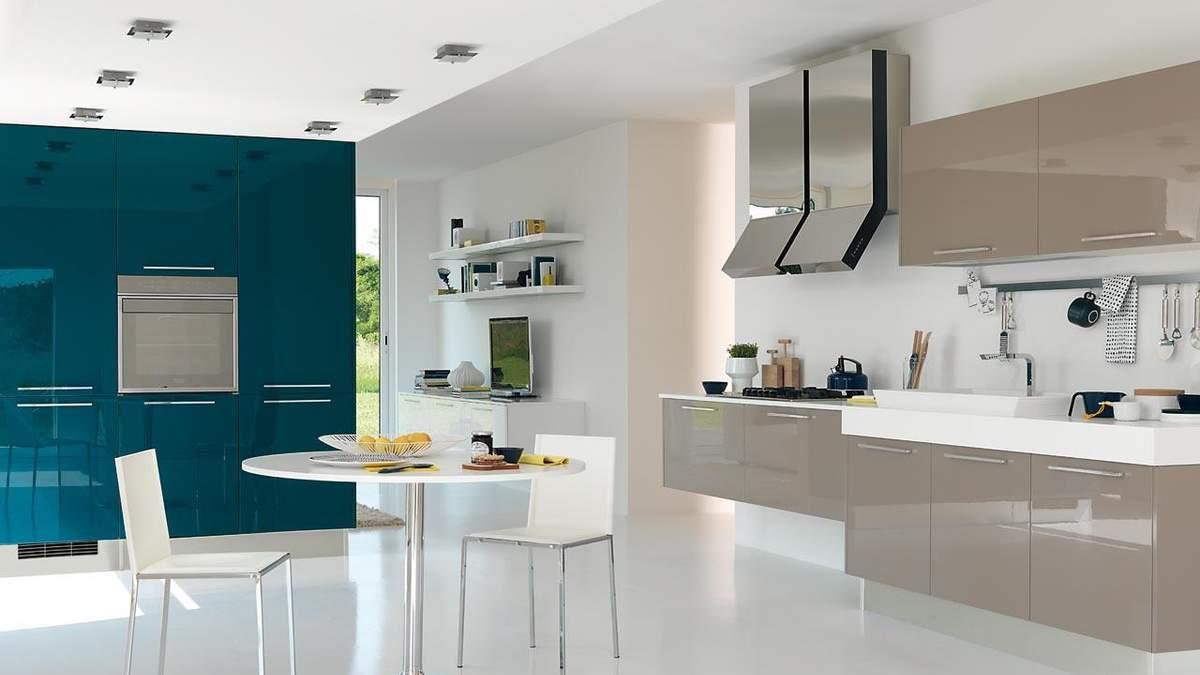 Підвісна кухня без ніжок: що це таке і як виглядає