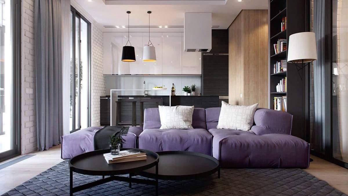 Кухня-вітальня у квартирі та будинку: дизайнерка інтер'єру назвала переваги