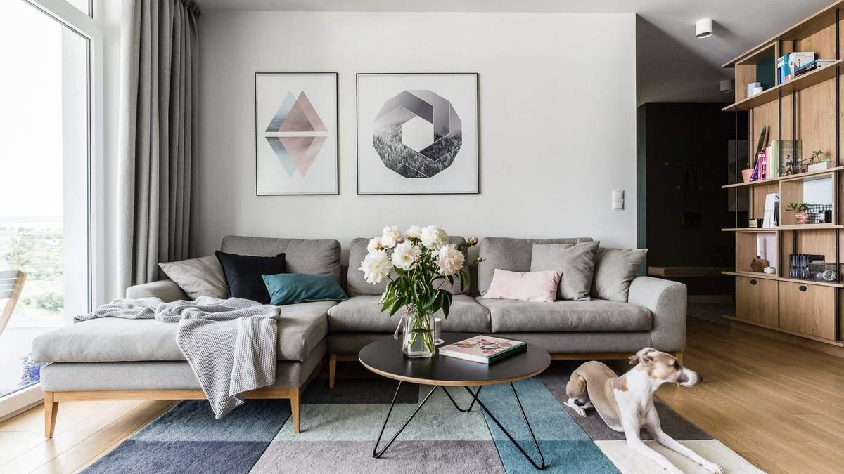 Квартира у скандинавському стилі: 4 ідеї, як зробити інтер'єр візуально дорожчим