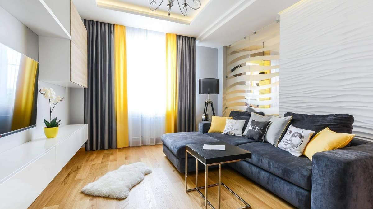 Що поставити у вітальні замість меблевої стінки: 5 ідей з фото