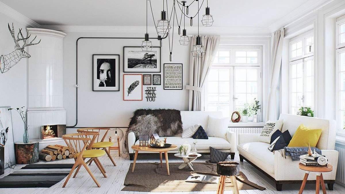 Как выбрать мебель в скандинавском стиле: полезные советы
