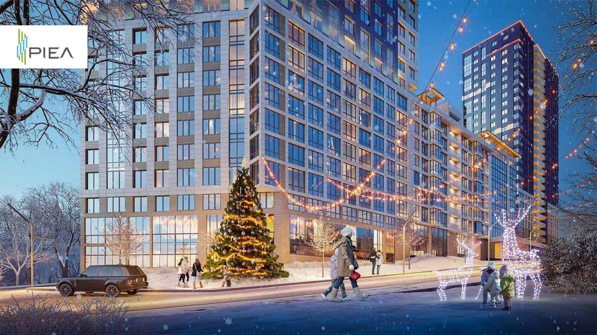Де купити квартиру у Києві: оновлено проєкт ЖК Nordica Residence