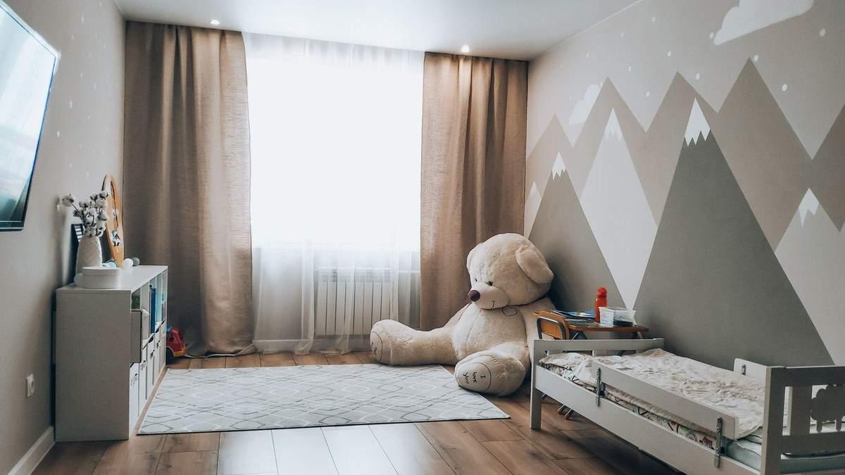 Дитяча кімната 2021: які прийоми використати, щоб збільшити простір