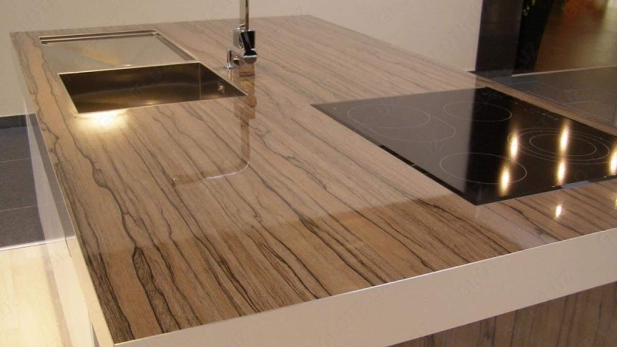 Стільниця на кухню: з якого матеріалу вибрати - поради дизайнерки