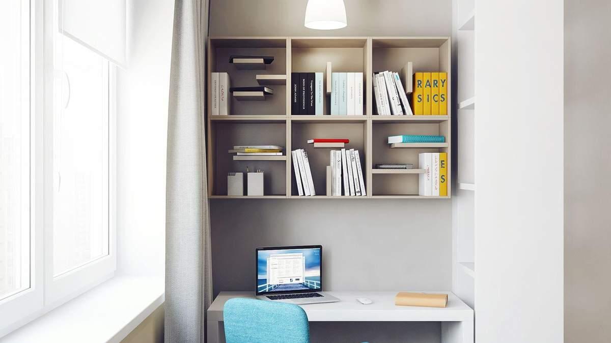 Как оформить рабочее место в спальне: 5 практических идей от дизайнера