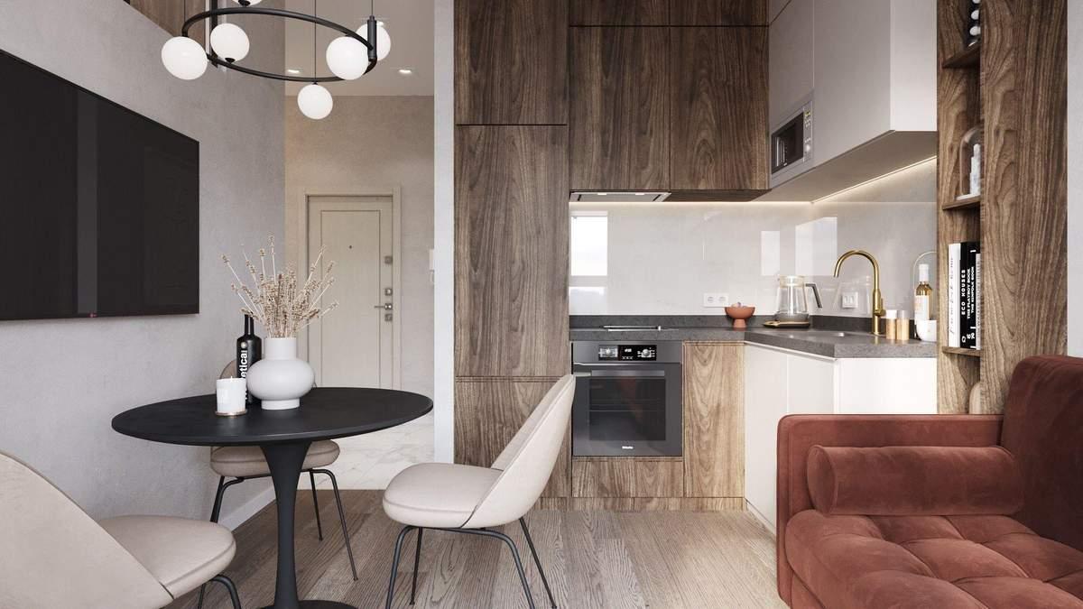 Як облаштувати маленьку квартиру: 5 дизайнерських фішок