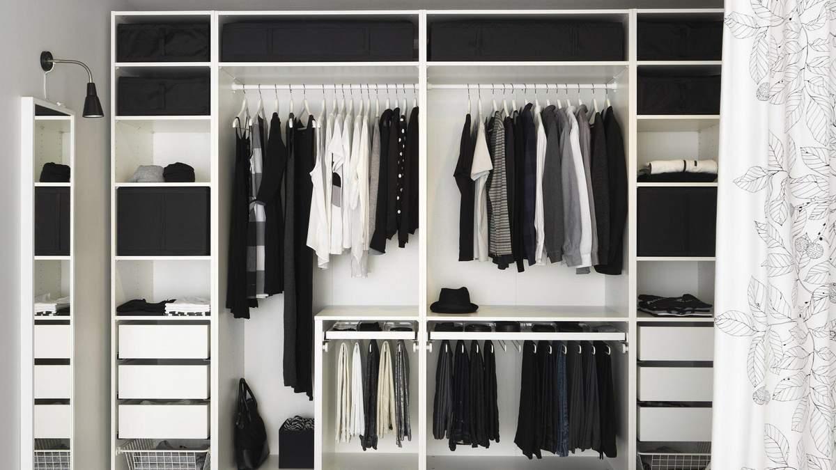 Планировка шкафа внутри: 5 советов, как сделать ее удобной