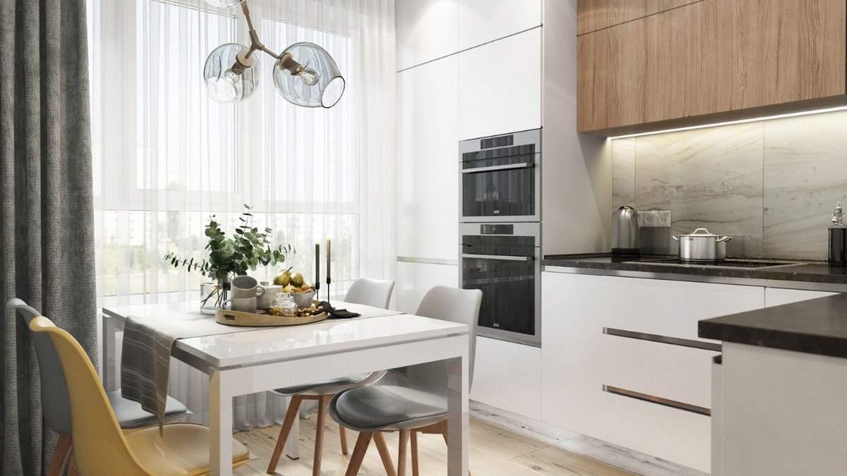 Белая кухня в интерьере: как правильно оформить и что учесть