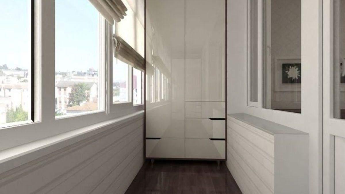Що можна зберігати на балконі: ідеї та приклади для практичних людей
