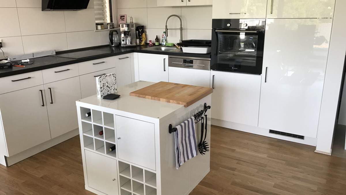 Остров на кухне: интересные идеи, которые можно воплотить дома