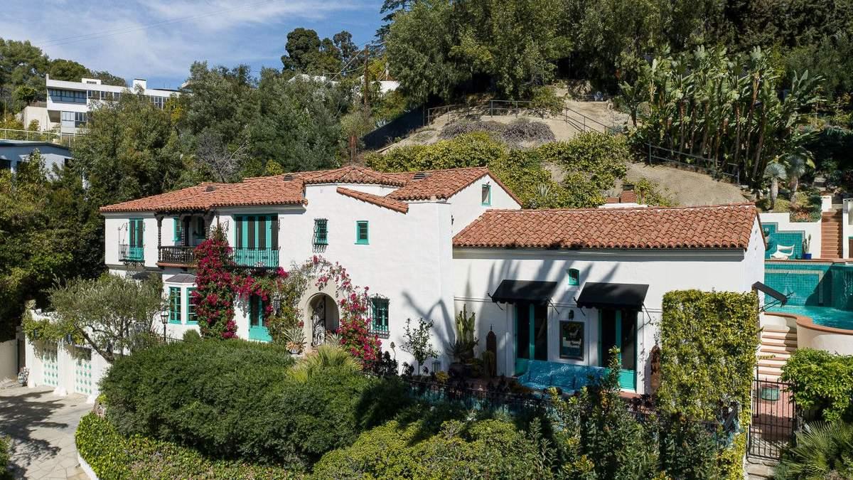 Леонардо Ди Каприо подарил матери дом за 7 миллионов долларов: как выглядит особняк