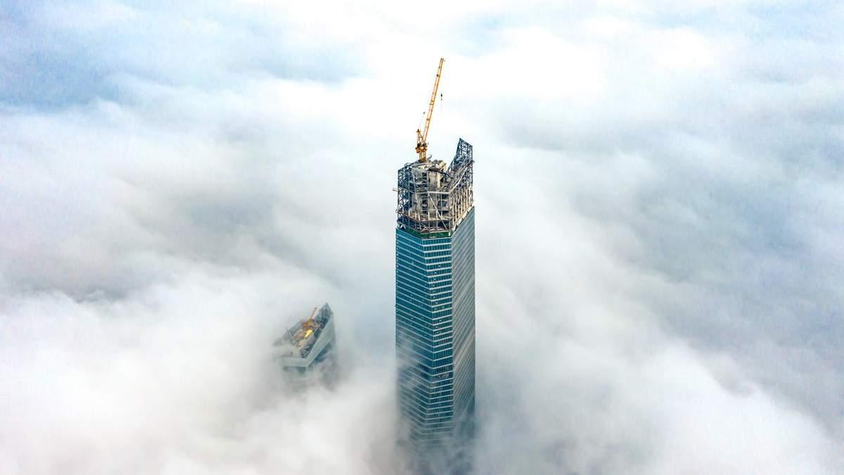 У Китаї з'явиться оглядовий майданчик на висоті 330 метрів: вражаючі фото