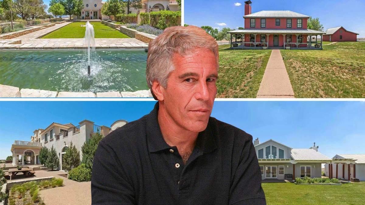 В США продают поместье скандального миллионера Джеффри Эпштейна - фото