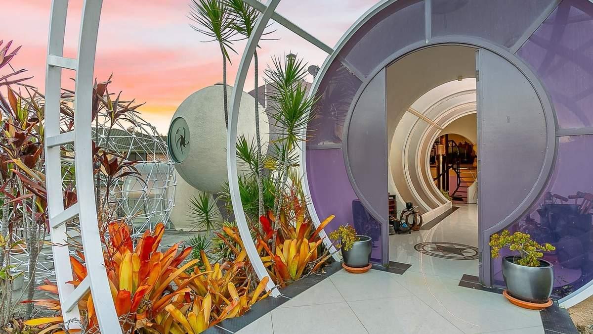 В Австралии продали фантастический дом из пузырей: фото и видео