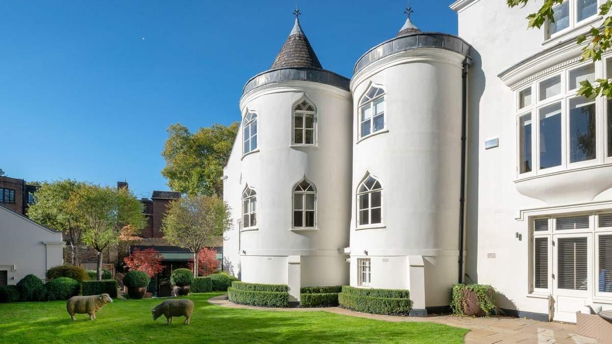 В Лондоне продают готический дом за 24 миллиона долларов: как выглядит модернизированный замок - Недвижимость