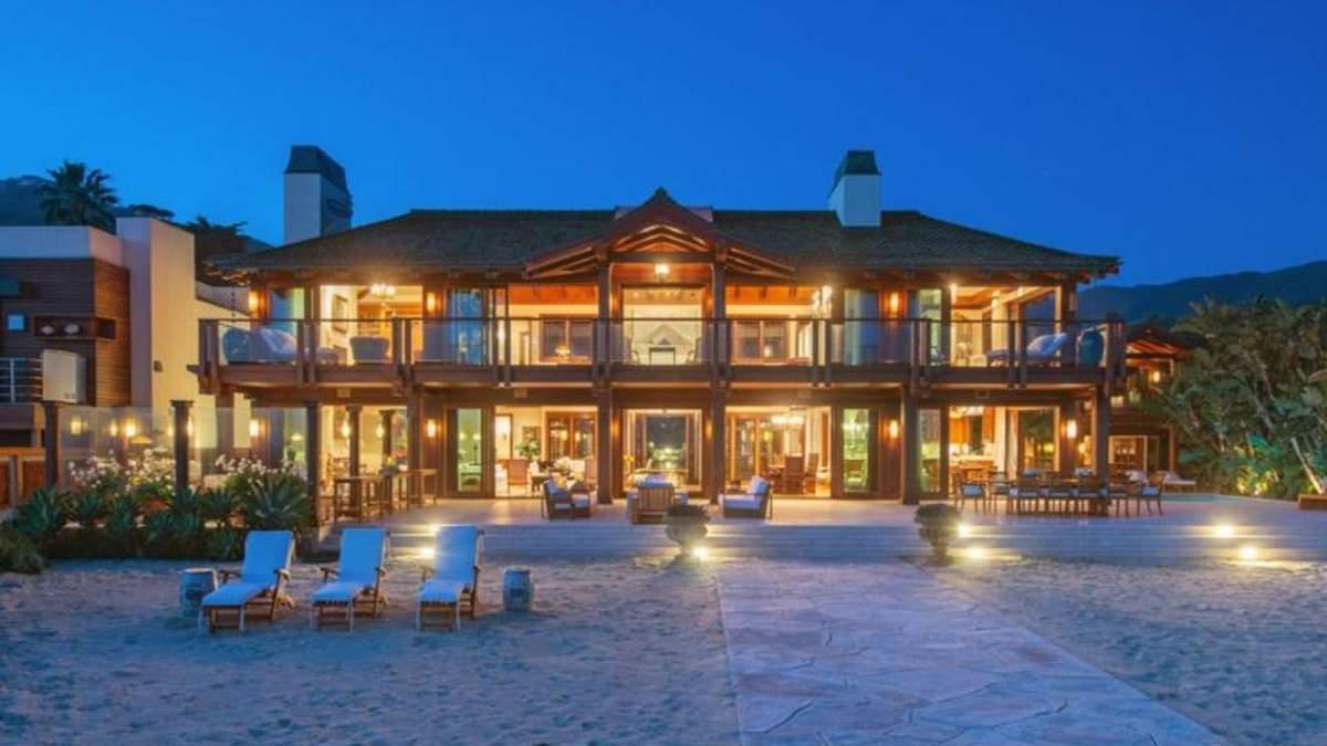"""Ни одного клиента за год: особняк """"агента 007"""" за 100 миллионов долларов убрали с рынка - Недвижимость"""