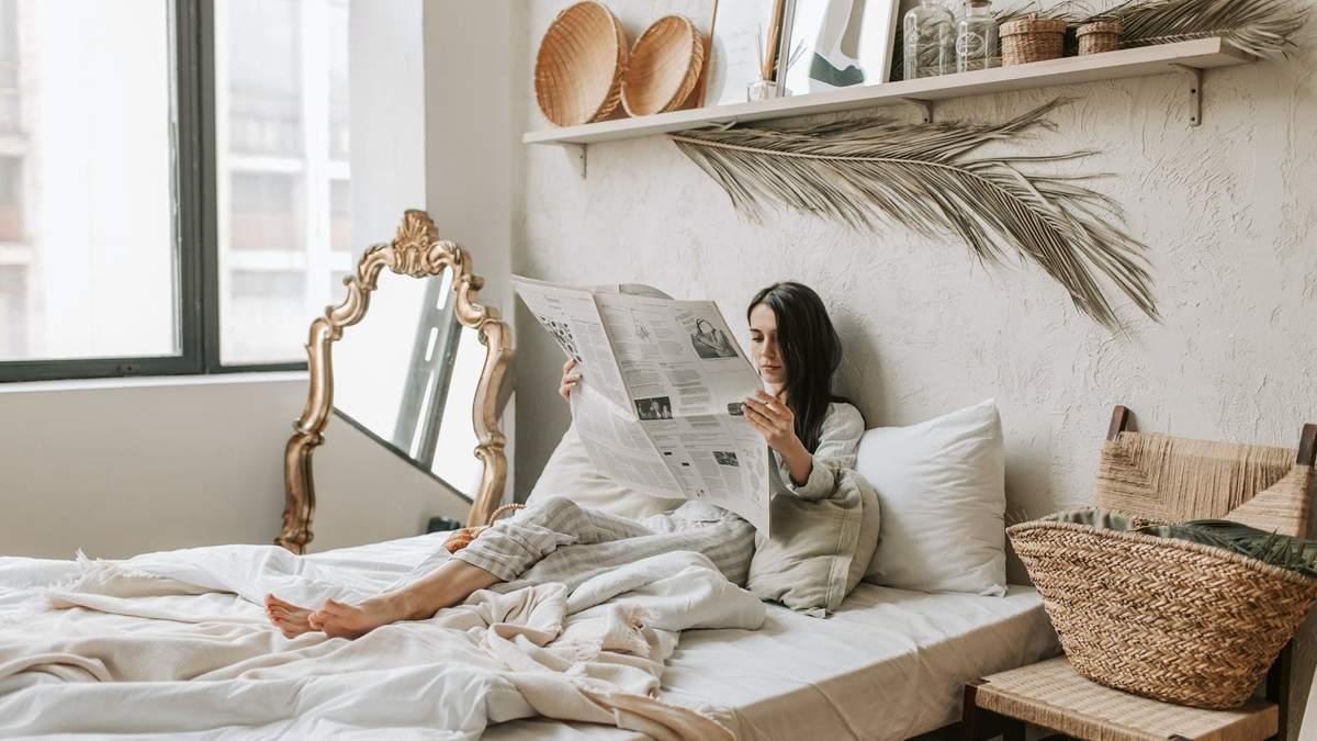 Популярна дизайнерка розповіла, як правильно обрати ліжко для спальні - Нерухомість
