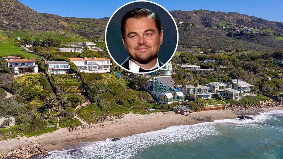 Роскошный портфель недвижимости: как выглядит очередная вилла Леонардо Ди Каприо - Недвижимость