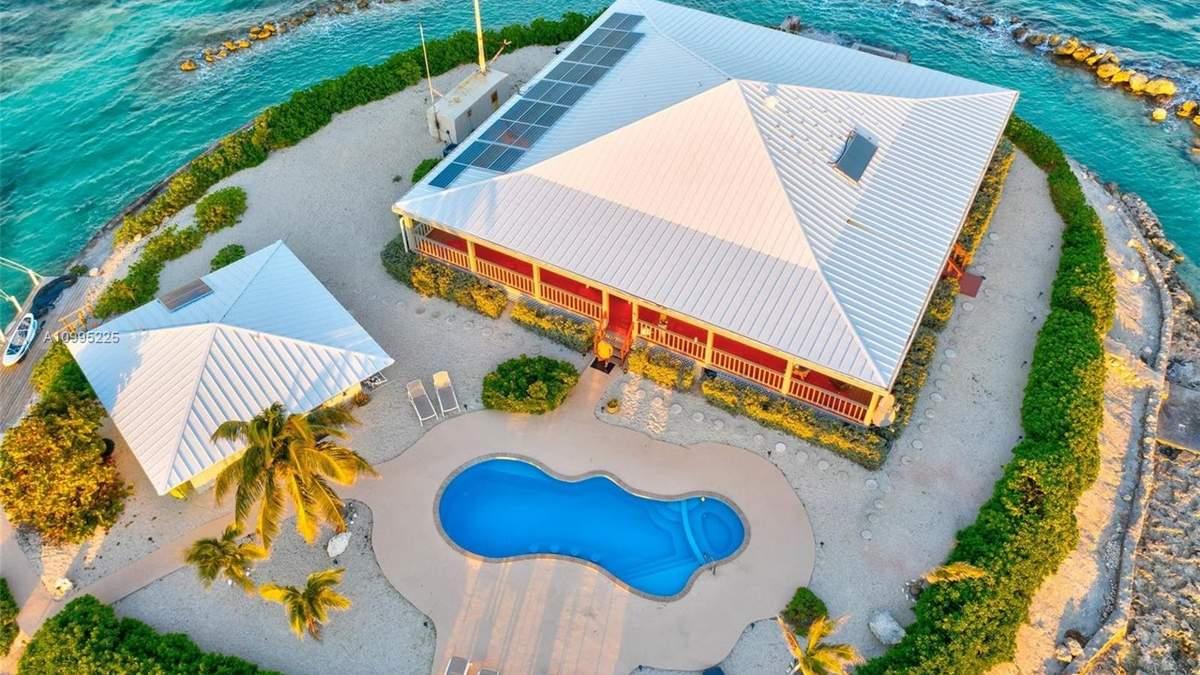 У Флориді продається райський острів з двома будинками: в чому унікальність пропозиції - Нерухомість