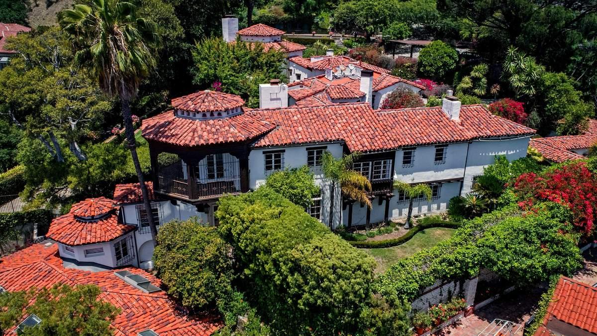 Історичний маєток покійного актора Джона Беррімора продано за 14,7 мільйона доларів - Нерухомість