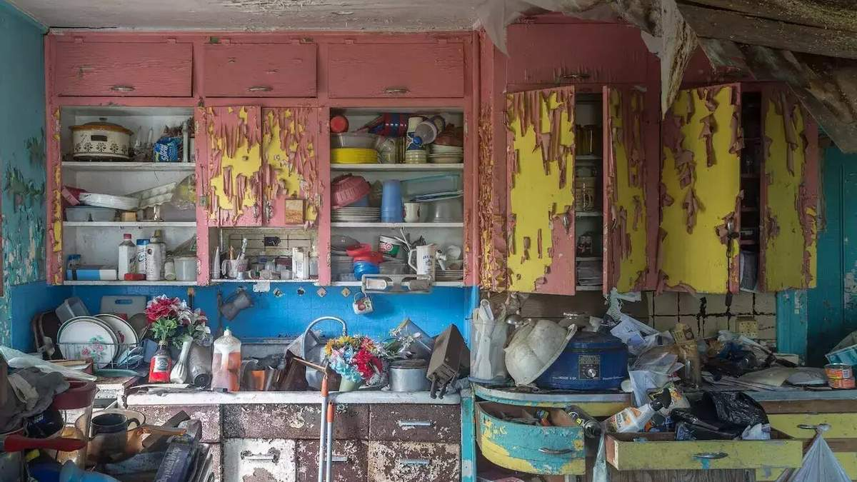 Закинуті будинки Америки в об'єктиві Браяна Сансіверо: моторошні кадри, які неможливо забути - Нерухомість