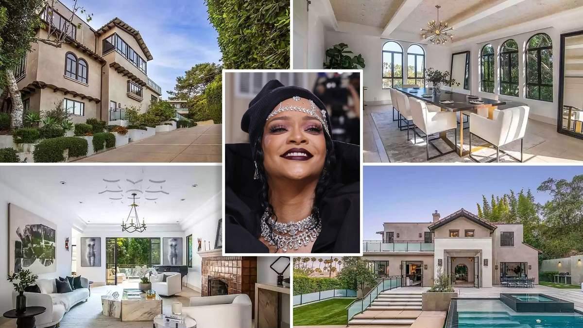 Рианна подняла цену на свой особняк в 7,8 миллиона долларов: особенности помещения - Недвижимость