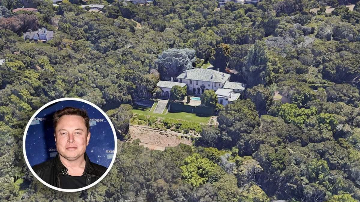 Ілон Маск знизив ціну на свій маєток у Кремнієвій долині: скільки коштує елітна нерухомість - Нерухомість