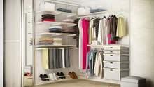 Гардеробная в квартире: где ее разместить и сколько места нужно