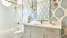 Интерьер ванной комнаты: 4 крутых приема, которые редко используются