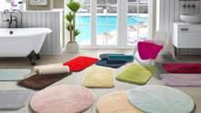 Як вибрати килимок для ванної кімнати: важливі моменти