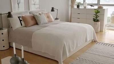 Інтер'єр ідеальної спальні: дизайнери дали 8 порад