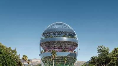 """Інноваційний """"офіс майбутнього"""" в самому серці Лос-Анджелеса: чим особливий проєкт"""