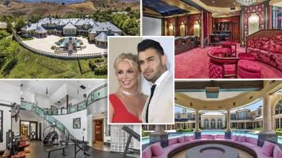 Брітні Спірс та її наречений шукають власне житло: як виглядає маєток, який оглянула пара