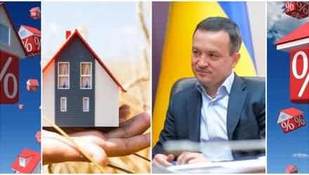 Іпотека у 3 відсотки річних і нові кредити для бізнесу, – Петрашко розповів про плани уряду