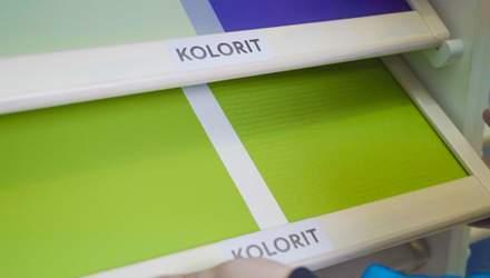 Kolorit вошел в ТОП-5 самых узнаваемых брендов ЛКМ в Украине