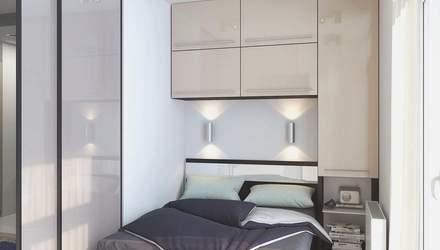 Как все вместить в маленькой спальне: интересные идеи и лайфхаки