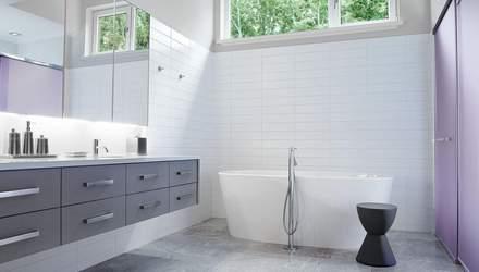 Ванная комната в стиле минимализм: особенности и нюансы