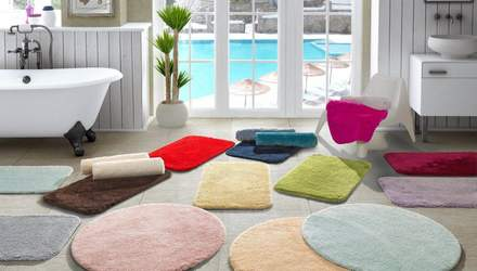 Как выбрать коврик для ванной комнаты: важные моменты