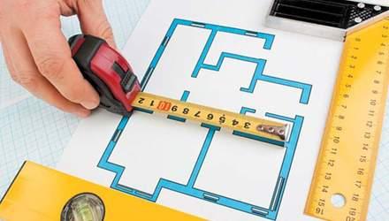 Подготовка к ремонту квартиры: как самостоятельно сделать обмеры