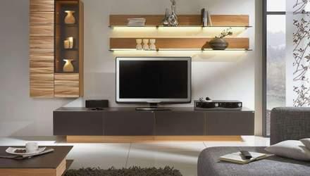 Оформление TV-зоны в гостиной: 5 правил