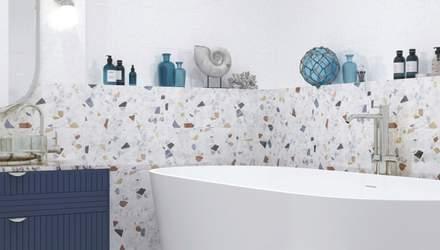 Плитка у ванній: 5 небанальних дизайн-ідей