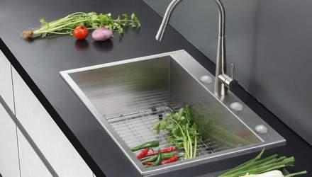 Мойка на кухне: основные нюансы, которые нужно учесть при выборе